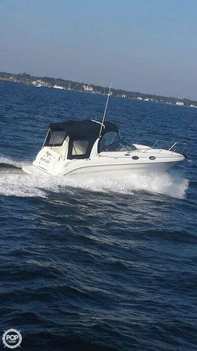 Sea Ray 260 Sundancer, 28', for sale - $29,990