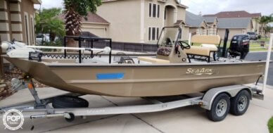 Sea Ark 2072 FXT Elite, 20', for sale - $29,000