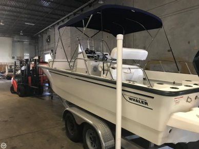 Boston Whaler 210 Montauk, 21', for sale - $67,000