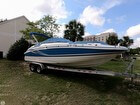 2014 HURRICANE SD 2400 Sun Deck