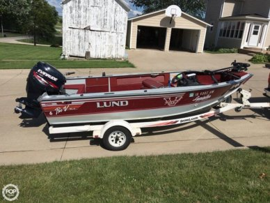 Lund Pro V 1700 Deluxe, 17', for sale - $14,900