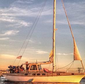 Yorktown 39, 39', for sale - $50,000