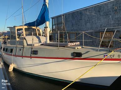 Yorktown 39, 39', for sale - $33,200