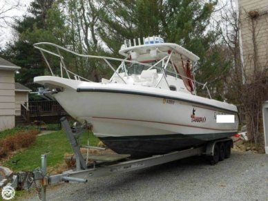 Boston Whaler 290 Outrage, 29', for sale - $53,000