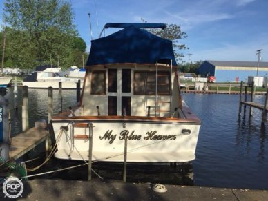 Egg Harbor Convertible, 33', for sale - $41,000