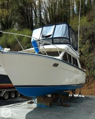 Tollycraft 30 Sport Cruiser, 30', for sale - $49,500