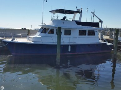 Cheoy Lee Efficient Cockpit Motor Yacht - 52', 51', for sale - $100,000