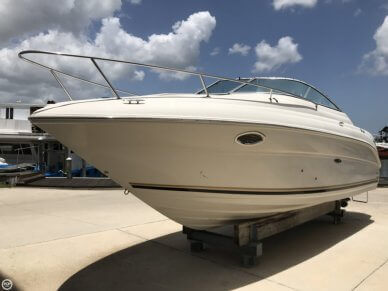 Sea Ray 245 Weekender, 26', for sale - $22,995