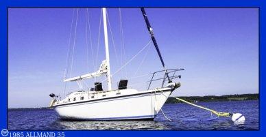 Allmand 35, 34', for sale - $20,000