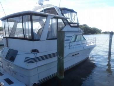 Aft Deck And Canvas