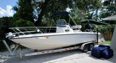 Boston Whaler 230 Dauntless, 23', for sale - $47,500