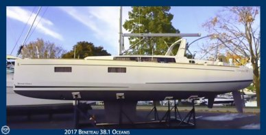 Beneteau 38.1 Oceanis, 37', for sale - $261,000