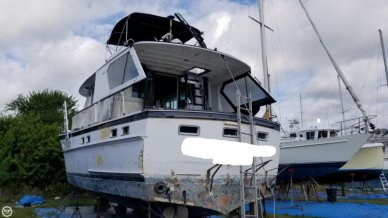 Hatteras 50, 50, for sale - $13,333