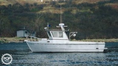 Homebuilt 28 Commercial Quality Workboat, 28', for sale - $100,000