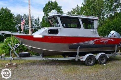 Hewescraft Pacific Cruiser 220, 22', for sale - $90,000
