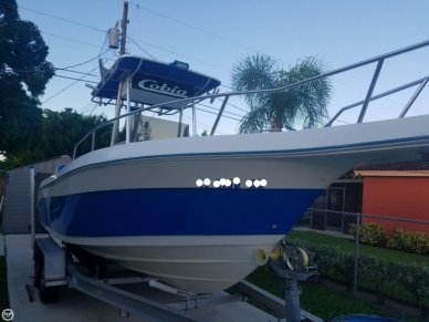 Cobia 224 CC, 23', for sale