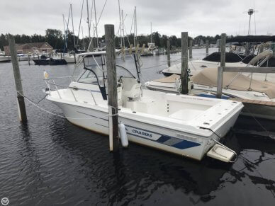 Baha Cruisers 240 Fisherman, 24', for sale - $14,000