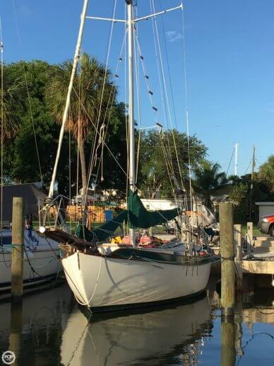 Westsail 32, 32', for sale - $26,200
