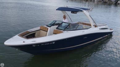 Sea Ray 250 SLX, 25', for sale - $96,000