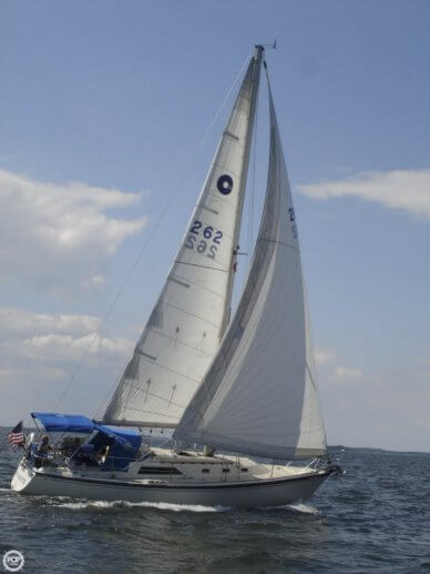O'day 34, 34', for sale - $27,780