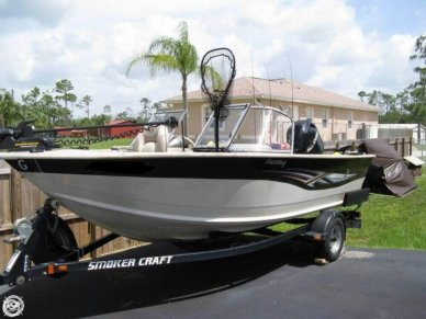 Smoker Craft Pro Mag 172, 17', for sale - $18,500