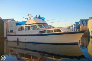 Custom Built Monk 46, 46', for sale - $27,500