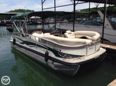 Sun Tracker Regency 22 Party Barge, 24', for sale - $15,500