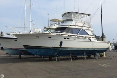 Bertram 46.6 Convertible, 46', for sale - $64,500