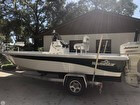 2005 Nautic Star 2100; Pedastal Seat; Cockpit, Bench Seat;