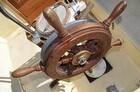 Original Teak Steering Wheel