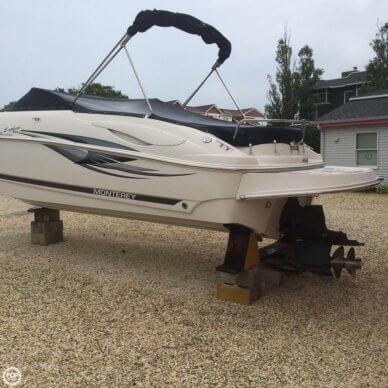 Monterey 253 Explorer, 26', for sale - $23,750