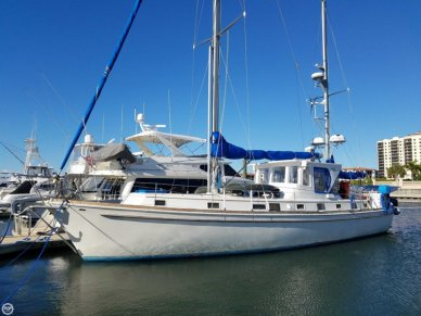 Gulfstar 53 MS, 53', for sale - $129,000