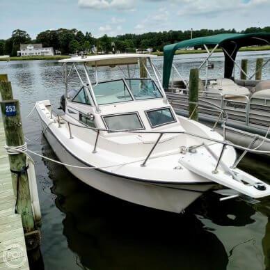 Grady-White Offshore 240, 240, for sale - $19,900