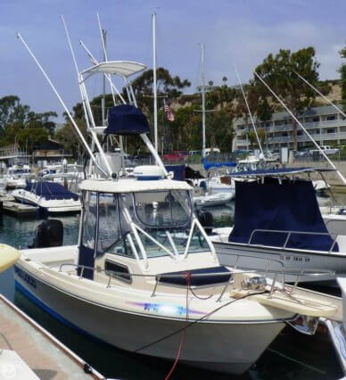 Sea Ox 230 Walkaround, 28', for sale - $36,000