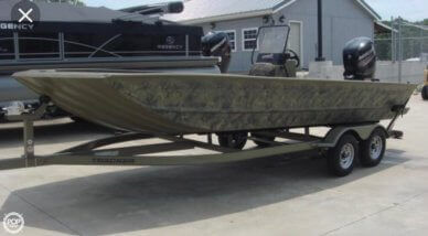 Tracker 2072 MVX Grizzly CC, 21', for sale