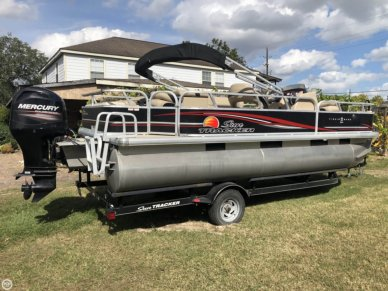 Sun Tracker 22 Fishin Barge DLX, 22', for sale - $20,500