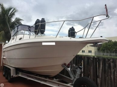Wellcraft 2800 Martinique, 28', for sale - $30,000