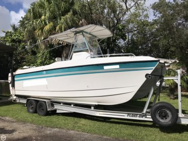 Glacier Bay 260 Canyon Runner, 26', for sale - $38,900