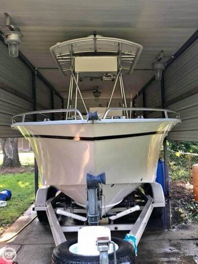 Cape Horn 21 Center Console, 21', for sale - $33,000