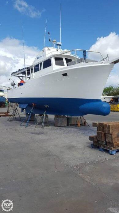Santa Barbara Boat B Monk Design 42, 42', for sale - $255,600