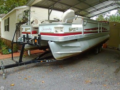 Crest 24 III XRS, 25', for sale - $16,500