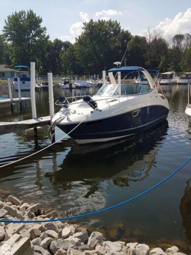 Sea Ray 250 Sundancer, 26', for sale - $62,900