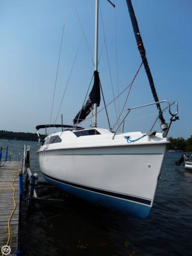 Hunter 260, 26', for sale