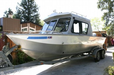Hewescraft 220 Sea Runner Pilothouse, 24', for sale