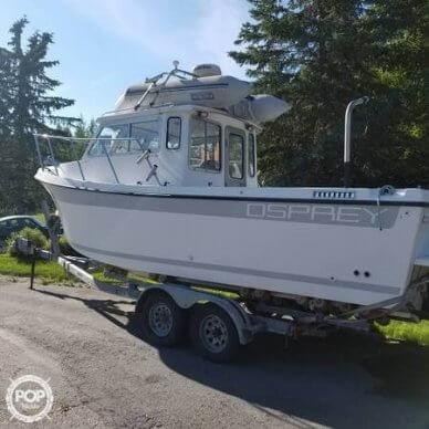 Osprey 24 Fisherman, 24', for sale - $65,000