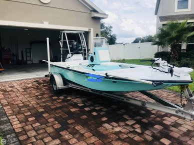 Bossman 16 skimmer, 17', for sale - $18,000