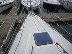 Bow Rail, Cleats, Navigation Lights, Deck Hatches