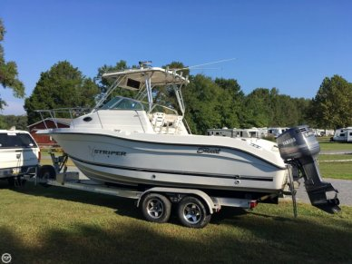 Seaswirl 2301 Striper, 24', for sale - $19,750