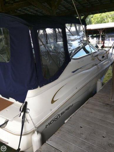 Monterey 242 Cruiser, 242, for sale - $26,900