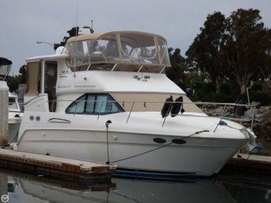 Sea Ray 370 AC, 38', for sale - $50,000